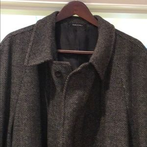 Armani Collezioni Wool winter dress coat XL